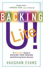 Backing U! Lite
