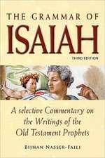 The Grammar of Isaiah