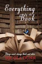 Everything by the book