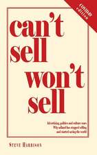 Can't Sell Won't Sell