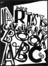 Artists' Colouring Book of ABCs