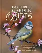 Favourite Garden Birds