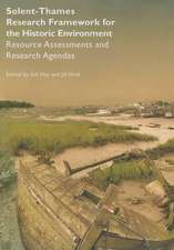 Solent-Thames:  Resource Assessments and Research Agendas