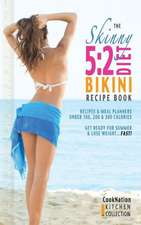 The Skinny 5:  Recipes & Meal Planners Under 100, 200 & 300 Calories. Get Ready for Summer & Lose Weight..