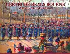 "Gertrude Beals Bourne: ""Artist in Brahmin Boston"""