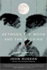 Between the Moon and the Walking:  The Literary Pretensions of an Aging Bibliophile