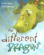 The Different Dragon:  A Woman's Journey of Life, Love, and Art