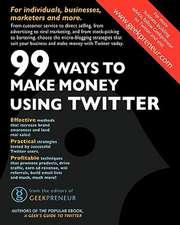 99 Ways to Make Money Using Twitter:  Fruits & Vegetables
