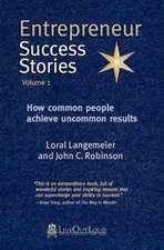 Entrepreneur Success Stories