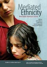 Mediated Ethnicity:  New Italian-American Cinema