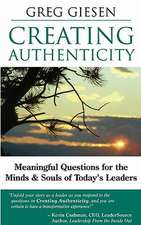 Creating Authenticity