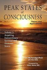 Peak States of Consciousness:  Acquiring Extraordinary Spiritual and Shamanic States
