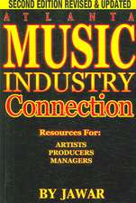 Atlanta Music Industry Connection: Resources for Artists, Producers, Managers