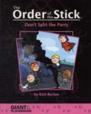 Order of the Stick 4 Dont Split the Party