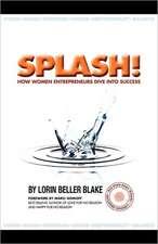 Splash! How Women Entrepreneurs Dive Into Success