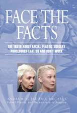 Face the Facts:  The Truth about Facial Plastic Surgery Procedures That Do and Don't Work