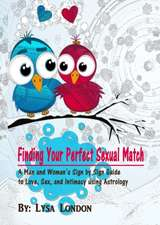 Finding Your Perfect Sexual Match