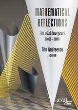 Mathematical Reflections: The Next Two Years (2008-2009)
