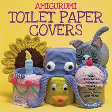 Amigurumi Toilet Paper Covers