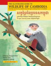 The Illustrated Guide to Wildlife of Cambodia
