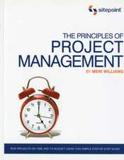 The Principles of Project Management (SitePoint – Project Management)
