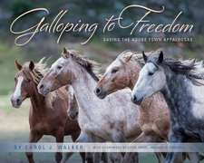 Galloping to Freedom: Saving the Adobe Town Appaloosas