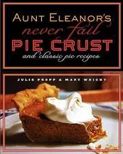 Aunt Elearnor's Never Fail Pie