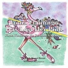 Fiona Flamingo Has Lost Her Pink