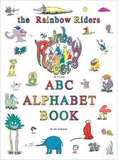 The Rainbow Riders ABC Safari Book