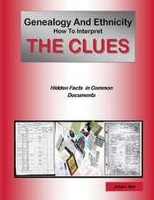 Genealogy and Ethnicity