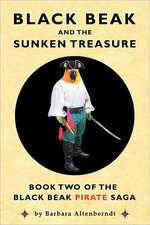 Black Beak and the Sunken Treasure