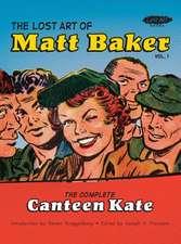 The Lost Art of Matt Baker Vol. 1