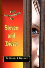 The Adventures of Steven and Diesel:  A Collection of Works by Violet Overmyer