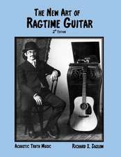 The New Art of Ragtime Guitar
