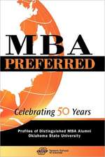 MBA Preferred