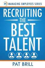 Recruiting the Best Talent