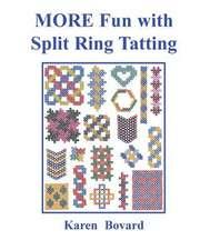 More Fun with Split Ring Tatting