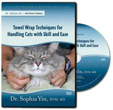 Towel Wrap Techniques for Handling Cats with Skill and Ease:  Rule of Silence