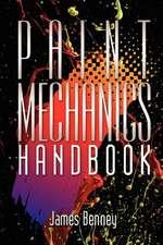 Paint Mechanics Handbook