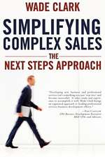 Simplifying Complex Sales