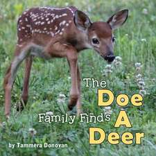 The Doe Family Finds a Deer