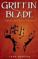 Griffin Blade and the Bronze Finger:  A Memoir of Survival and Social Justice