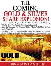 The Coming Gold & Silver Share Explosion!
