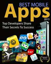 Best Mobile Apps of 2013