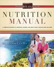 Treasures of Health Nutrition Manual