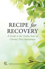 Recipe for Recovery