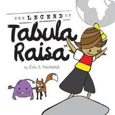 The Legend of Tabula Raisa (8.5 Square)