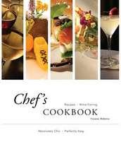 Chef's Cookbook