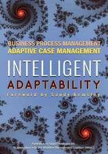 Intelligent Adaptability: Business Process Management, Adaptive Case Management