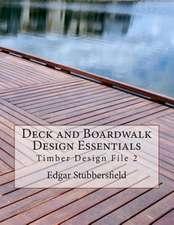 Deck and Boardwalk Design Essentials